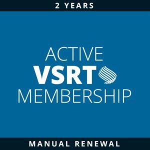 2 Year Active Membership
